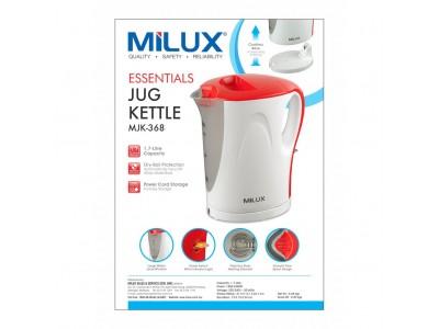 Milux 1.7L Jug Kettle MJK368