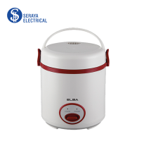 Elba 1.2L Mini Jar Rice Cooker ERCD1233