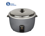 Milux Commercial Electric 4.5L Rice Cooker MRC545