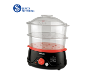 Milux 2 IN 1 Food Steamer MFS8001