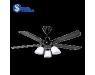 Milux 56'' 5 blades Ceiling Fan MCF-C212LGM