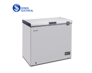 Elba 260L Artico Series Chest Freezer EF-E2620(GR)
