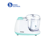 Khind Mini Food Chopper with BPA-Free Material FPC808