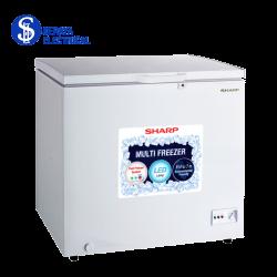 Sharp 220L Chest Freezer SJC218