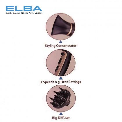 Elba Hair Dryer EHD-J2238(CG)
