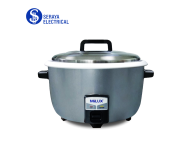 Milux 6.6L Electric Commercial Rice Cooker MRC-5266