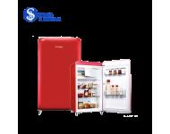 Isonic 121L Vintage Refrigerator IS-170R