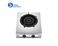 Elba Semi-Commercial Gas Stove EGS-K6081(SS)