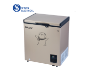 Milux 150L Chest Freezer MFZ150