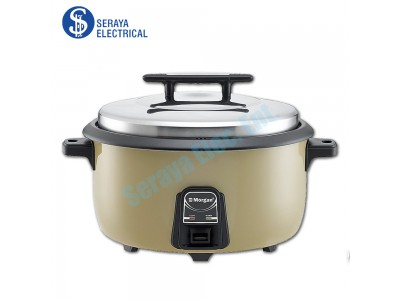 Morgan 10L Commercial Rice Cooker MCR-VAST10