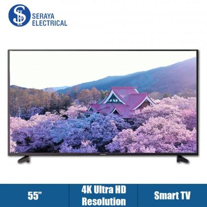 """Sharp 55"""" 4K UHD Smart TV 4T-C55CJ2X"""