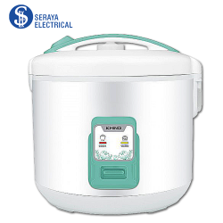 Khind 1.8L Jar Rice Cooker RCJ188