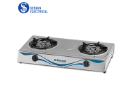 Morgan Double 8 Jets Gas Stove MGS-7313S