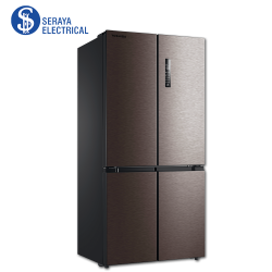 Toshiba 511L Multi-Door Dual Inverter Refrigerator GR-RF610WE-PMY