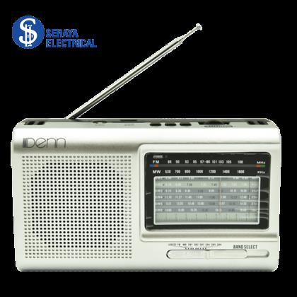 DENN Portable Radio DR-478U